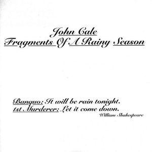 John Cale Fragments of a Rainy Season