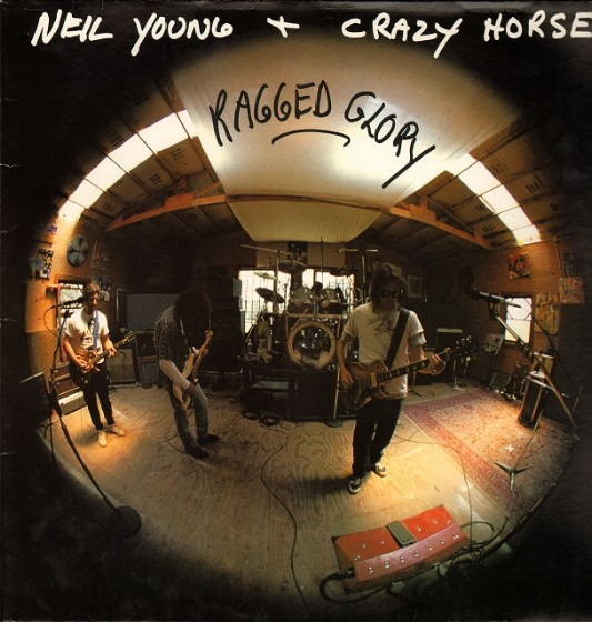 Neil Young and Crazy Horse Ragged Glory