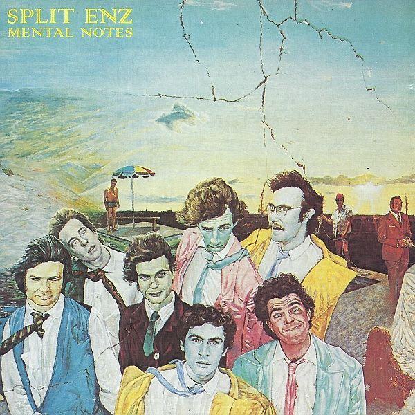 Split Enz Mental Notes