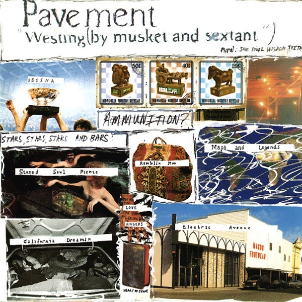 Pavement Westing (by Musket and Sextant)