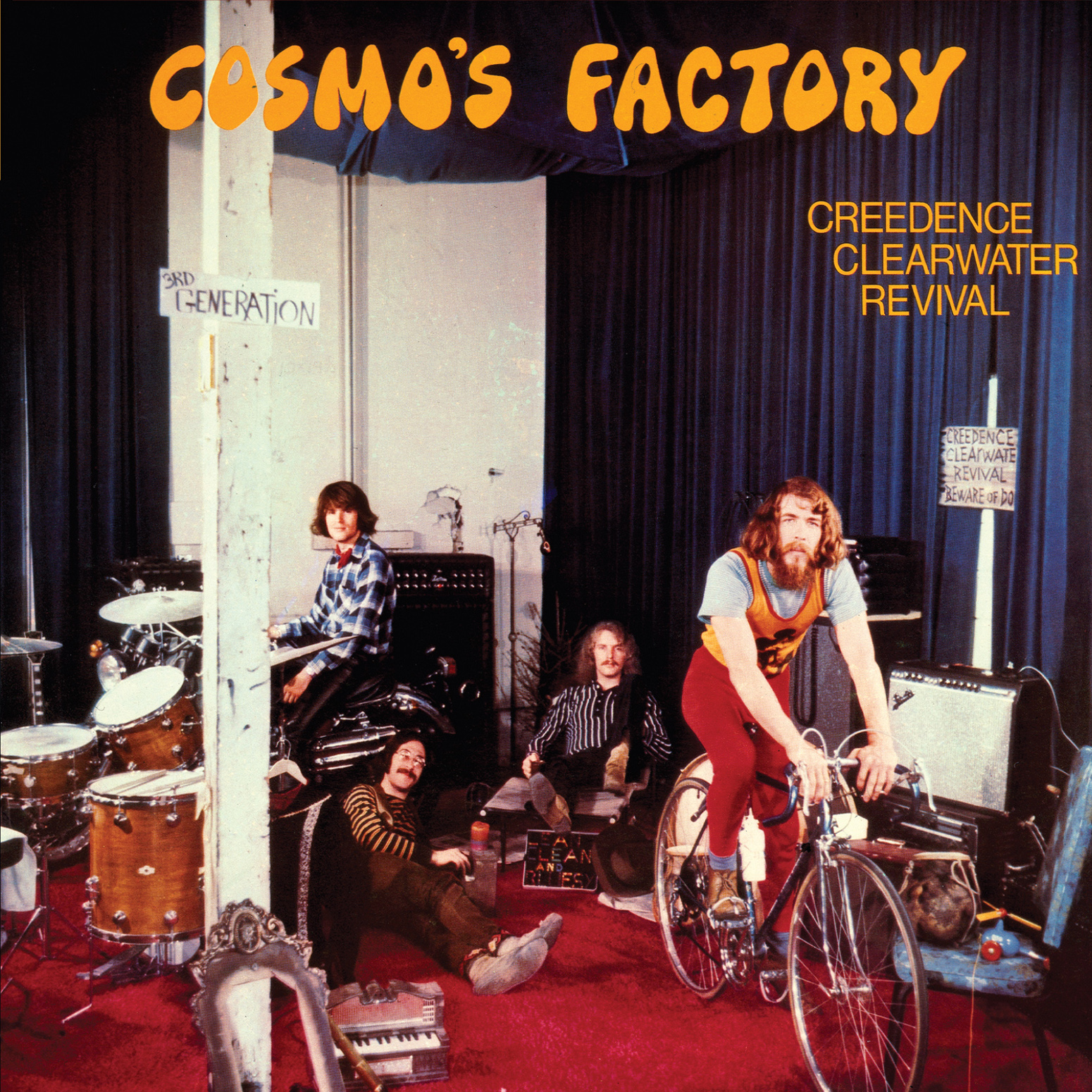 20 Best Creedence Clearwater Revival Songs   Aphoristic Album Reviews