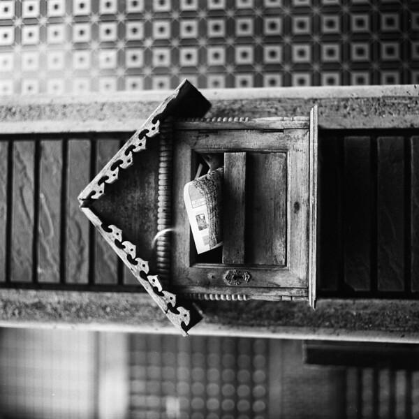 Kodak TRI-X 400 - shot at EI 3200