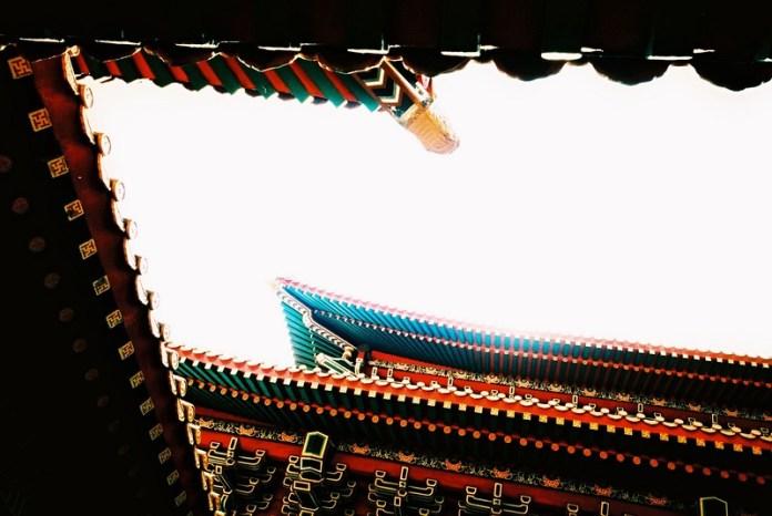 Kodak E100VS color slide film - shot at ISO100 and cross processed