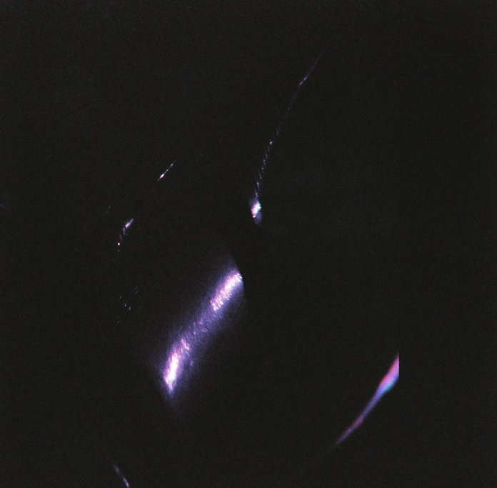 Nightshade - Shot on Lomochrome Purple XR 100-400at EI 400. Color negative film in 120 format shot as 6x6.