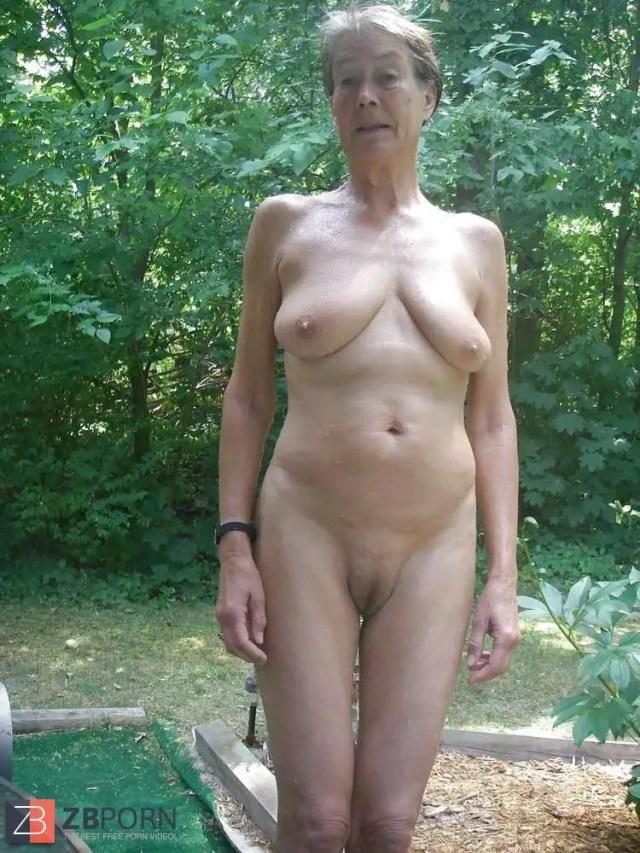 Older Nudes