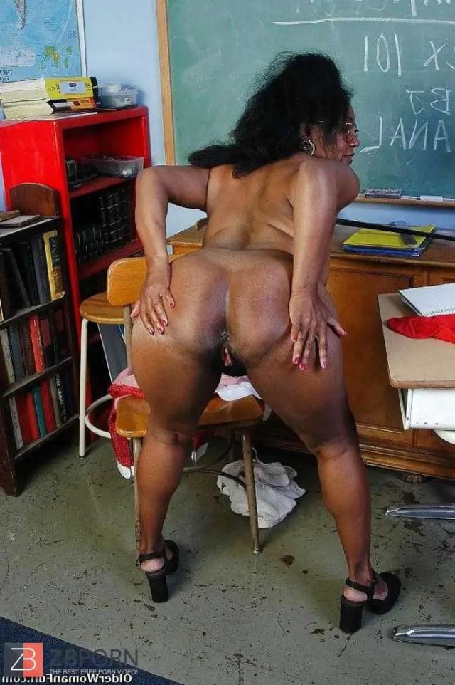 Ebony Granny Rayveen From Olderwomanfun