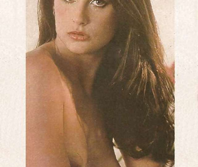 Demi Moore Vintage Penthouse Shoot