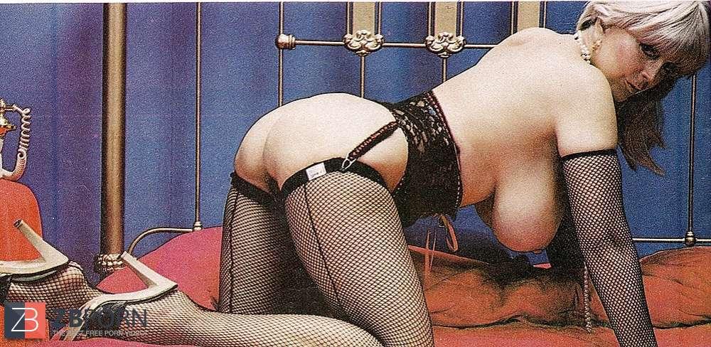 Vintage Porn Starlet  Candy Samples  ZB Porn