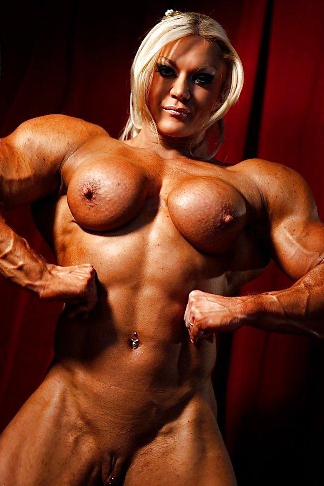 Lisa Cross Lady Bodybuilder  ZB Porn