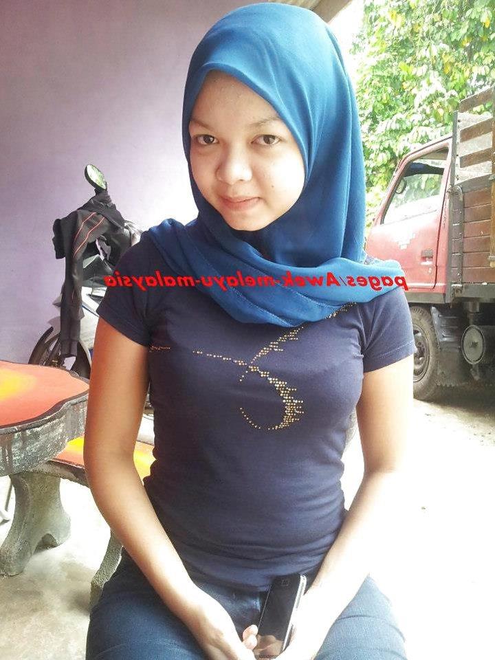 Malay wonderful hijab  ZB Porn