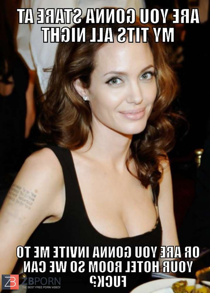 Angelina Jolie Captions LordLone  ZB Porn
