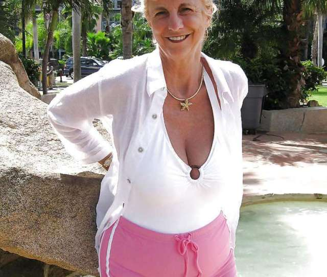 Mature And Grannies Clad Bathing Suits And Underwear