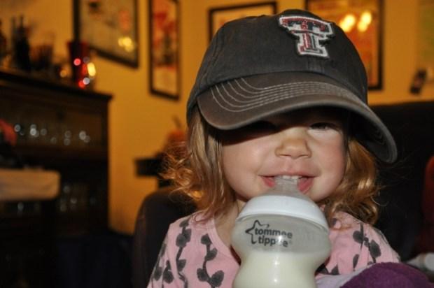 Daddy's Hat – Guns Up!