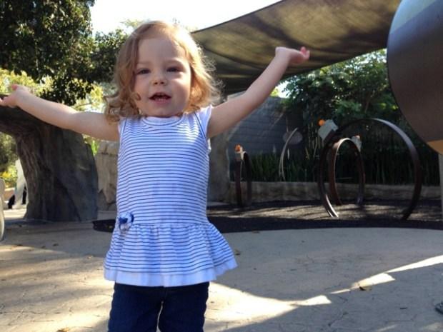 Yay, Camels at the zoo!