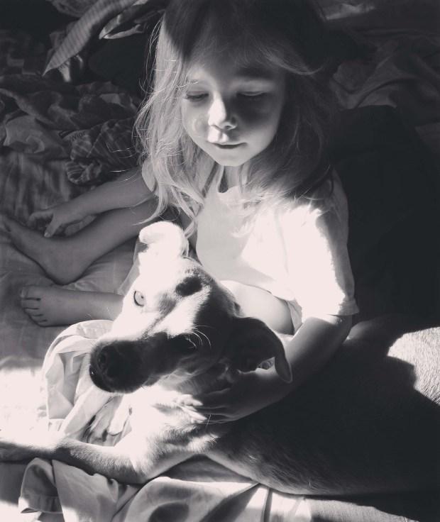 Domingo is her friend.