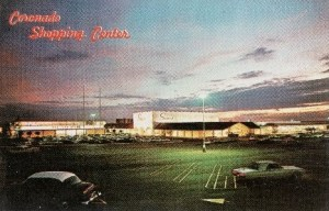 Coronado Center, 1964