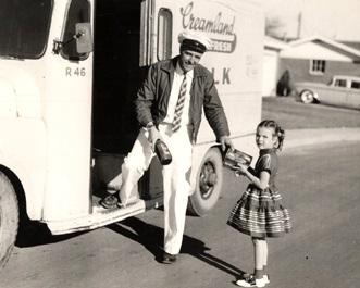 Albuquerque Historical Society - Creamland Truck
