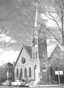 Albuquerque Historical Society - First Methodist Church