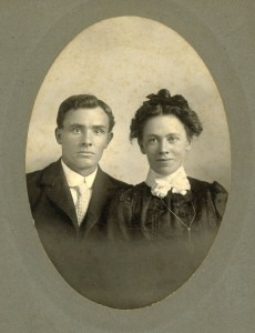 Photo of James and Mary Bezemek
