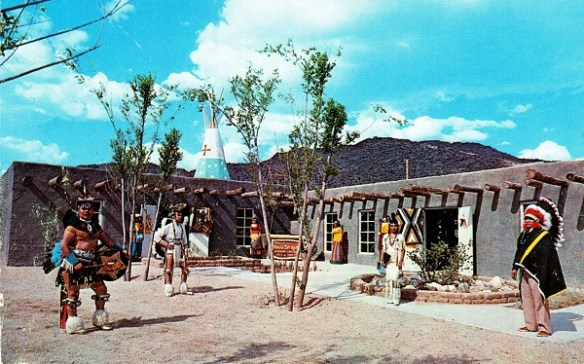 Photo of Albuquerque Little Beaver Town - Indian Village