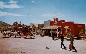 Photo of Albuquerque Little Beaver Town - Stagecoach