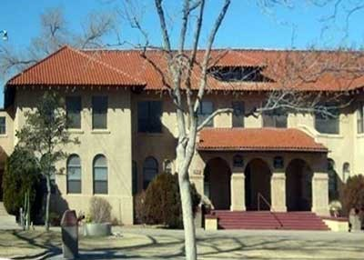 Photo of Menaul Historical Library of the Southwest