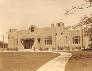 Photo of Old Main Library, Albuquerque NM