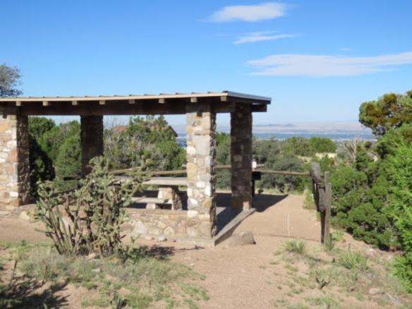 Photo of Picnic Shelter at Elena Gallegos Open Space Park