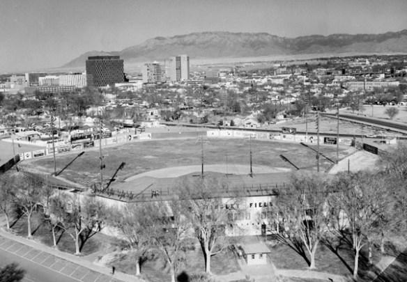Albuquerque Historical Society - Tingly Field