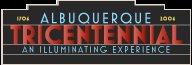 Albuquerque Historical Society - Tricentennial Logo