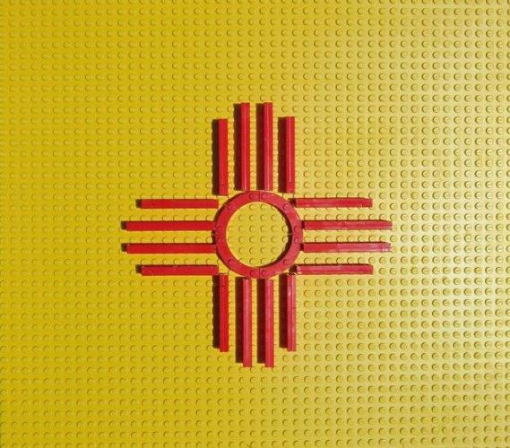 New Mexico Lego user group  Display