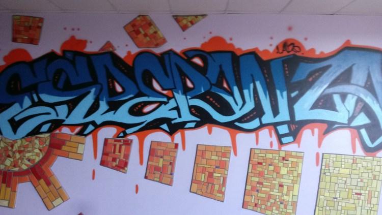 TMZ:  The Making Zone at La Academia de Esperanza