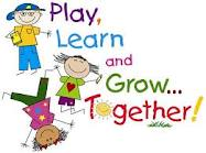 play learn grow clip art - educ