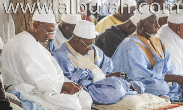 Vélingara – Inauguration d'une mosquée