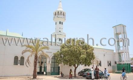 A la découverte de La mosquée de MEDINA GOUNASS