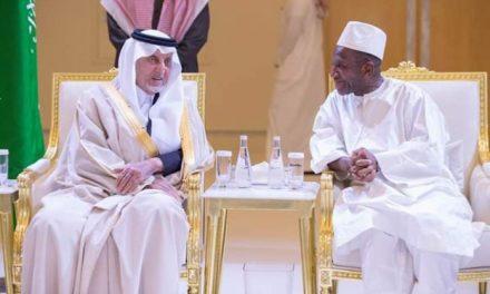 L'ancien Premier Ministre Guinéen, Kabiné Komara sollicité par les autorités saoudiennes pour le Grand Forum de la Mecque