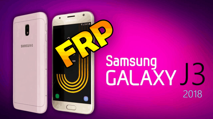 REMOVE/BYPASS GOOGLE ACCOUNT ON SAMSUNG GALAXY J3 (2018) FRP