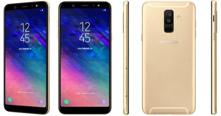 Remove/Bypass Google Account on Samsung Galaxy A6+ (2018