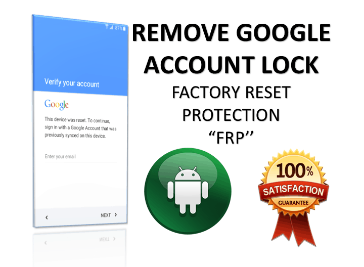 Bypass Factory Reset Protection (FRP) On All Android Devices