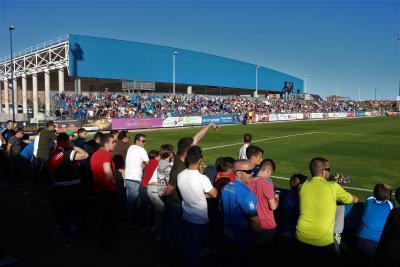 El Fernando Torres cuelga el cartel de 'No hay billetes' para este domingo