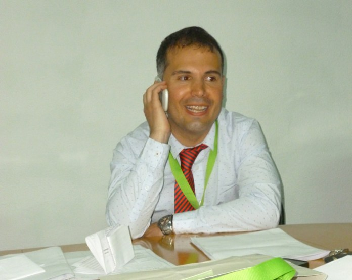 Carlos Delgado Leganés
