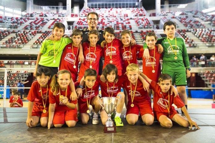 Premios deporte Pinto