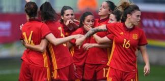 Selección femenina