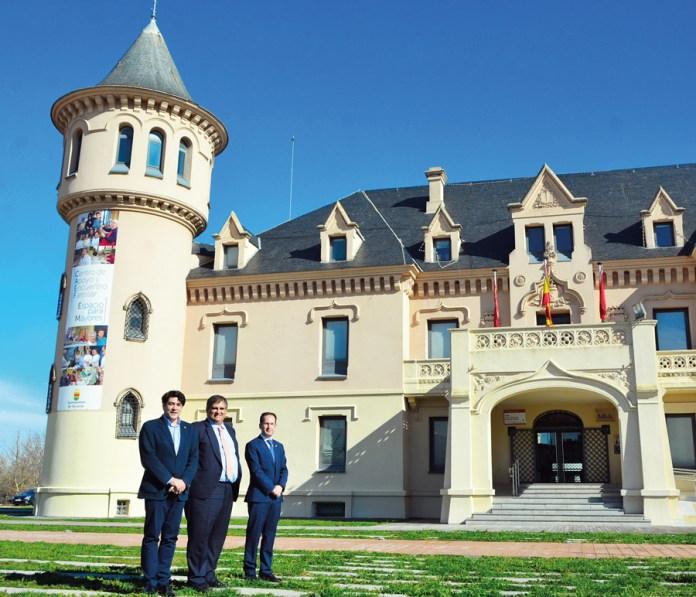 castillos valderas