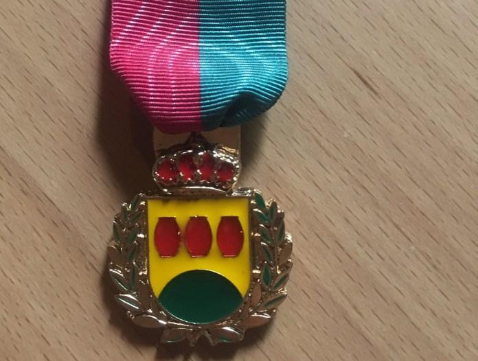 medalla alcorcon