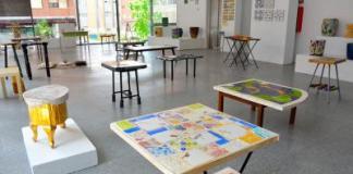 mesas ceramica
