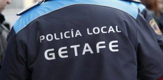 policia getafe