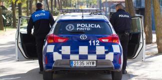 policia local pinto