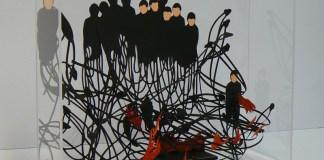 esculturas de sombras fuenlabrada