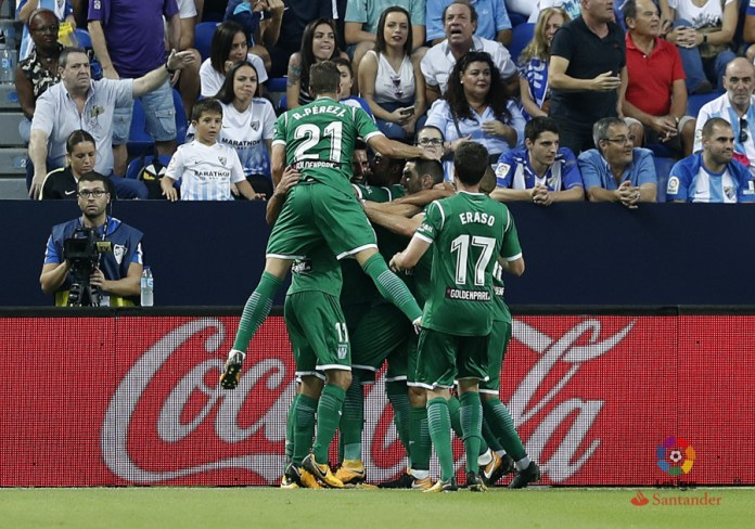 Málaga-CD Leganés
